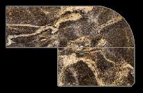 Tucson Cabinets & Stoneworks edge options (image)